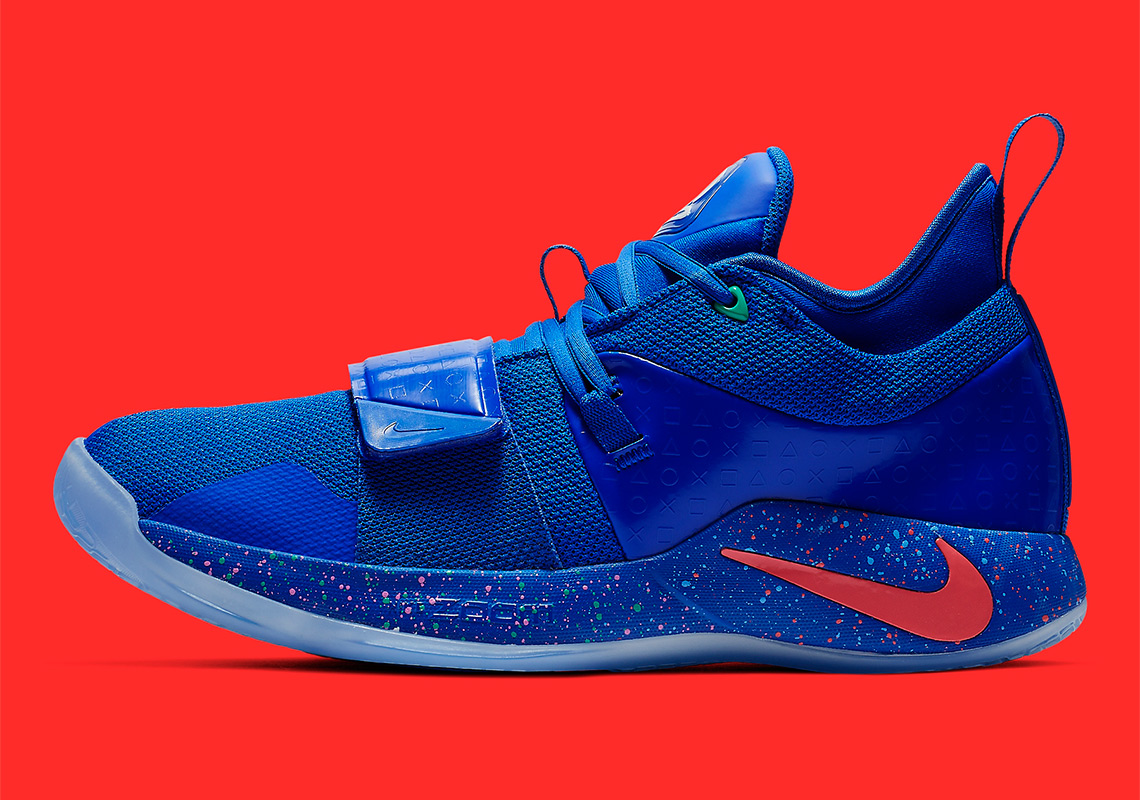 56650ae06925 Nike PG 2.5 Playstation BQ8388-900 Release Info