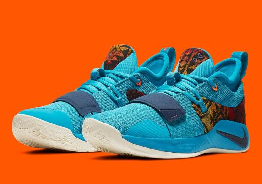 "The Nike PG 2.5 ""Pendleton"" Is Coming Soon"