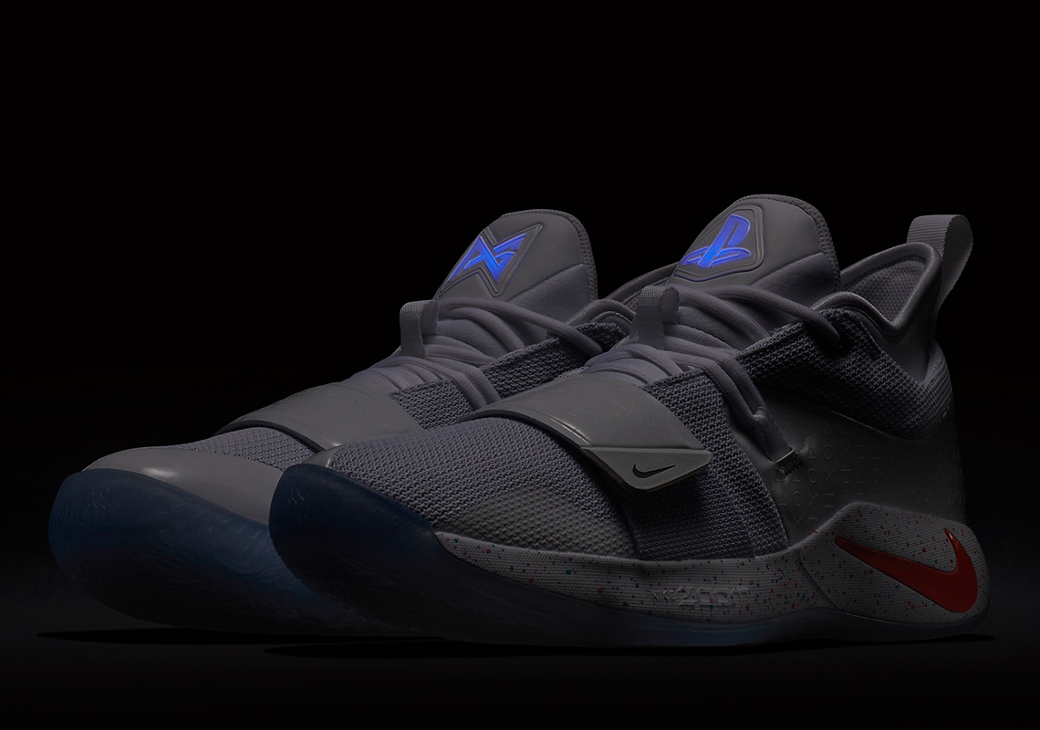 new concept 00ea7 7f8e6 Nike PG 2.5 PlayStation BQ8388-100 Release Info ...