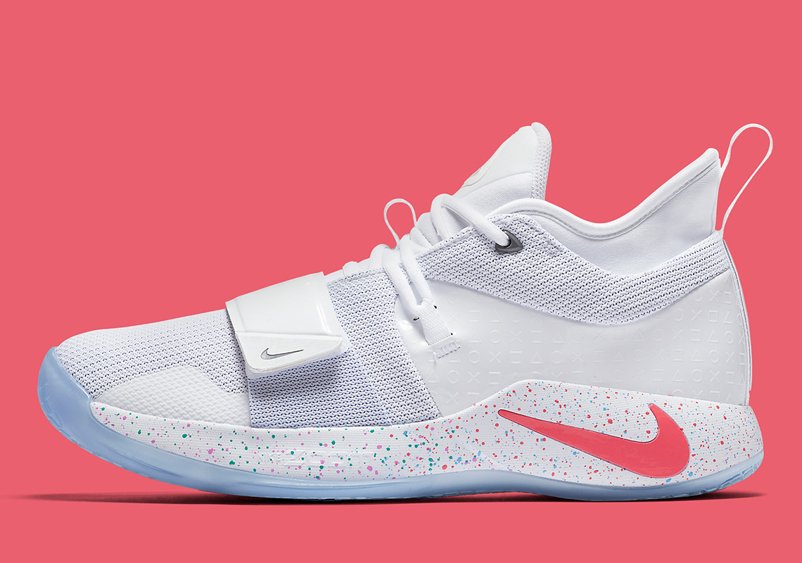 new concept 8f3e5 35897 Nike PG 2.5 PlayStation BQ8388-100 Release Info ...