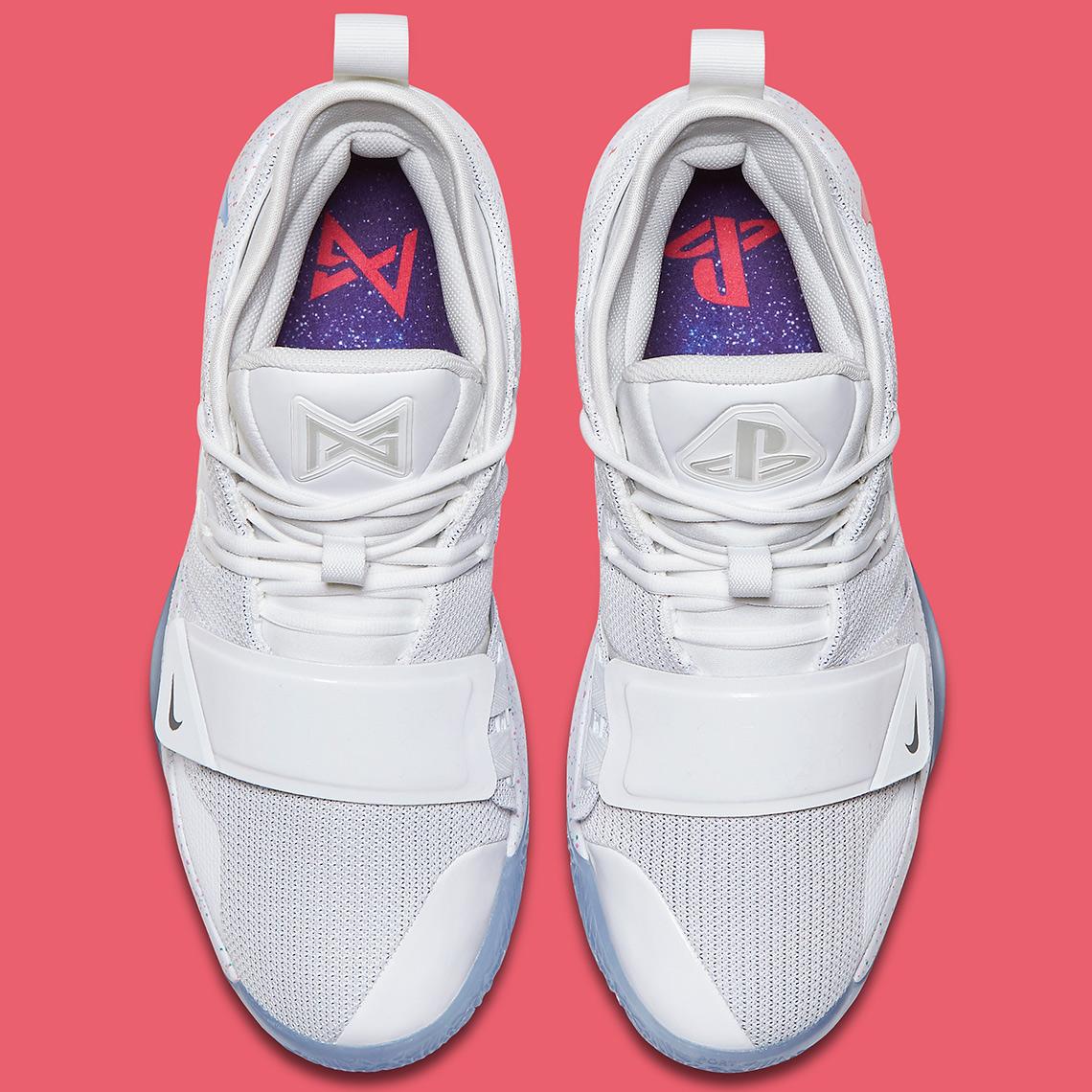new concept cc6ec ec75c Nike PG 2.5 PlayStation BQ8388-100 Release Info ...