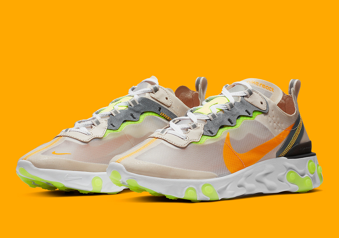 "9241bd38da81 Nike React Element 87 ""Light Orewood"" Is Coming Soon"