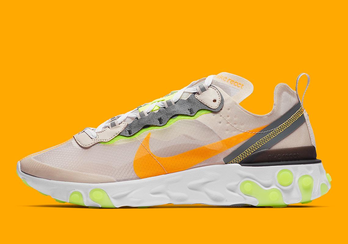 cd9d348917a Nike React Element 87 AQ1090-101 Release Info