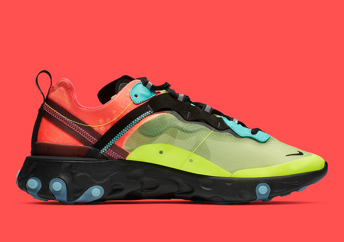 283f9be0ad3d Nike React Element 87 AQ1090-700 Release Info