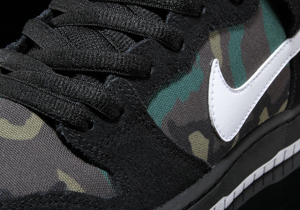 huge selection of d0f74 240e2 Nike SB Dunk High BQ6826-001 Release Info   SneakerNews.com