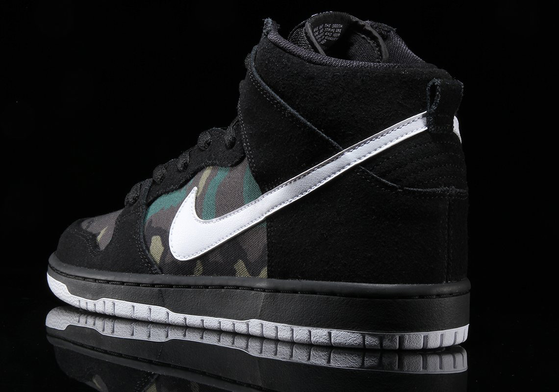d2f75fc5f1262 Nike SB Dunk High BQ6826-001 Release Info | SneakerNews.com