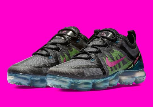 Nike Vapormax 2019 Premium Arriving Soon With Blue Tinted Bubbles