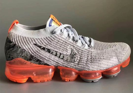 First Look At The Nike Vapormax Flyknit 3.0