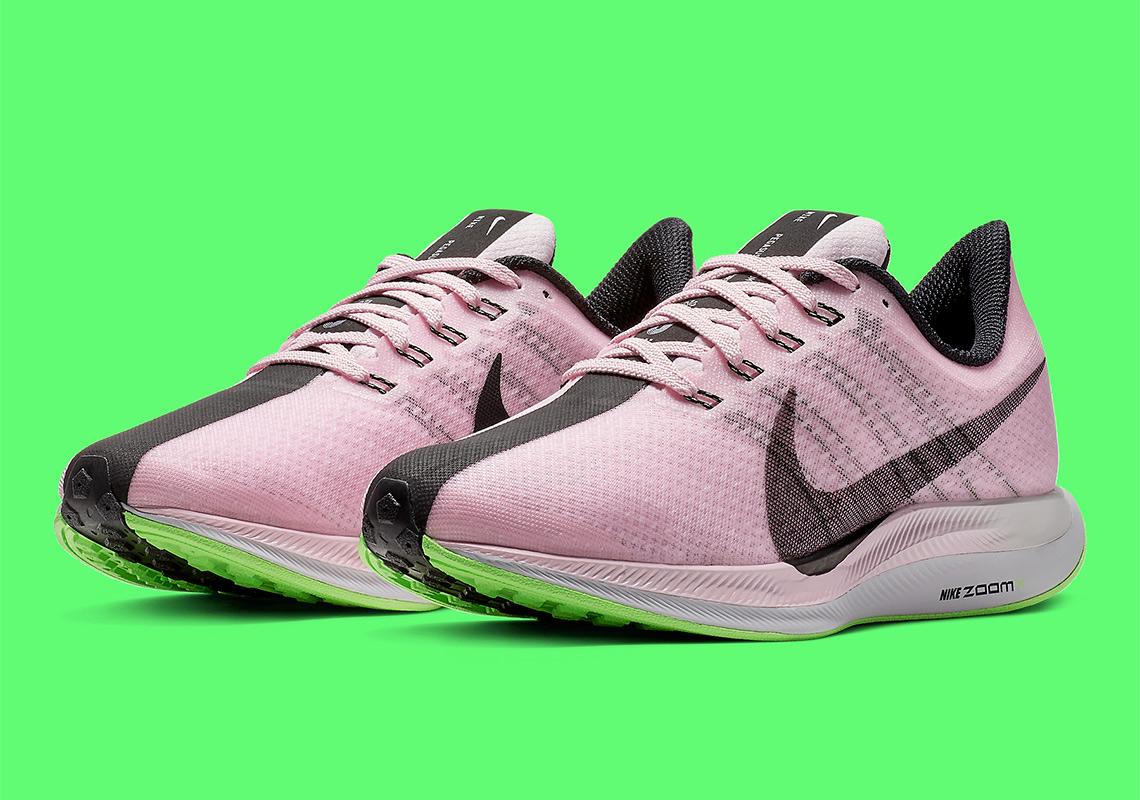 7eb832c5ea9f Nike s Speedy Zoom Pegasus 35 Turbo Is Here In Pink Foam