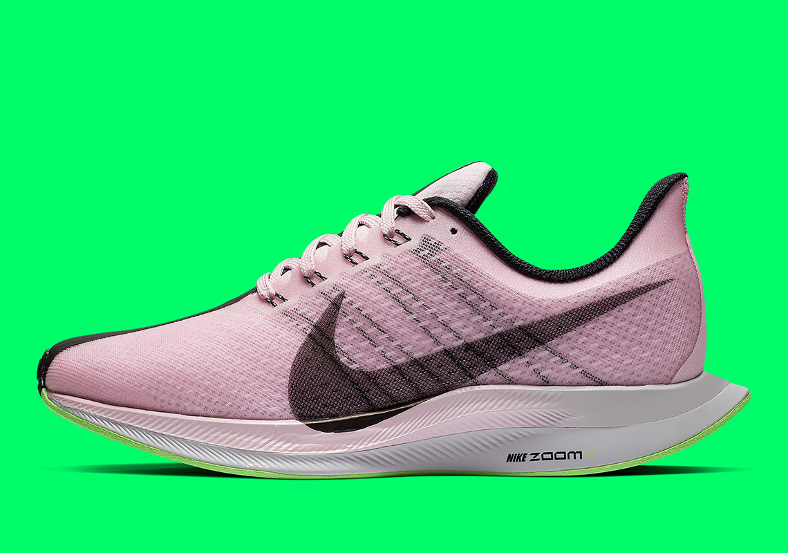 b4a6070ba496 Nike Zoom Pegasus 35 Turbo  180. Color  Pink Black Style Code  AJ4115-601