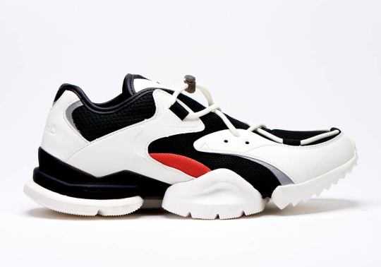 Reebok Releases The Run.r 96 In Red, Black, And White