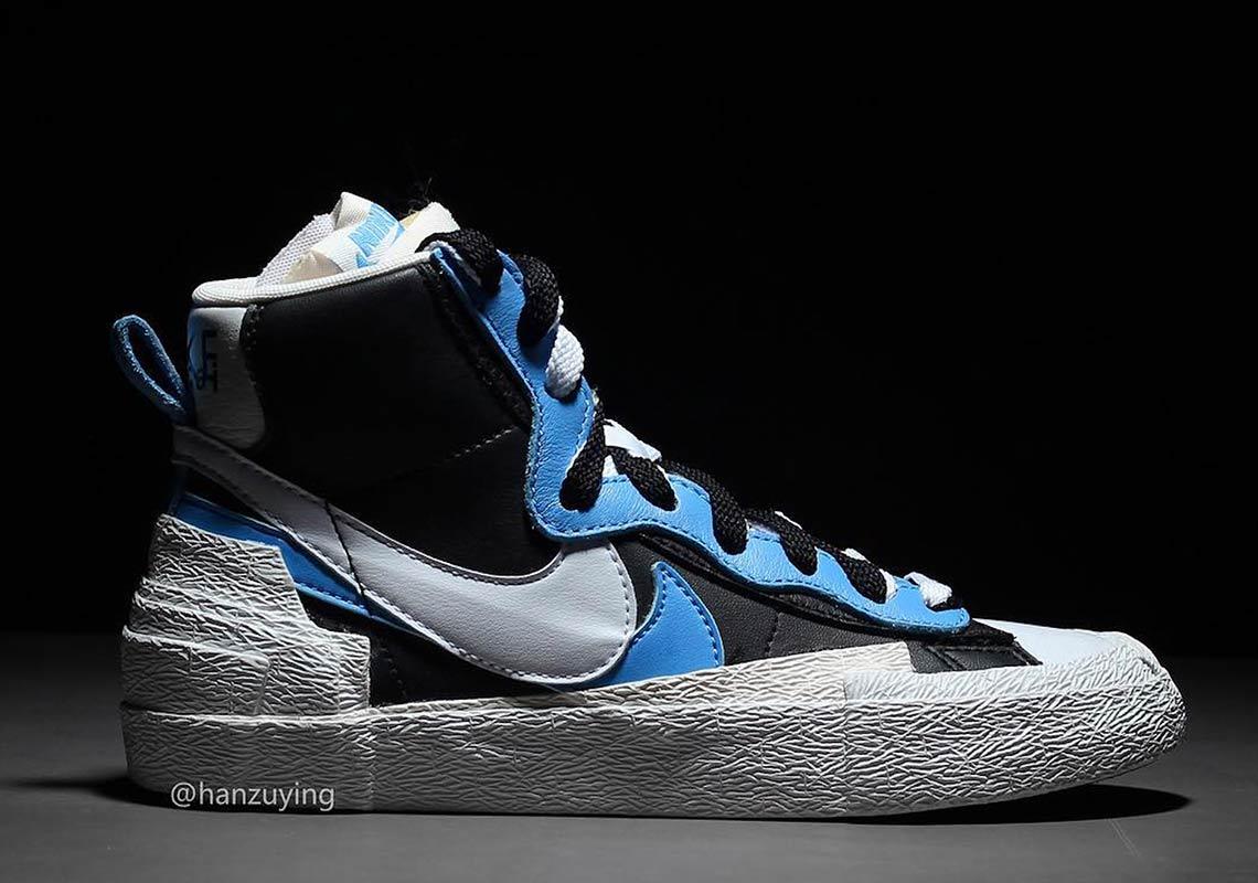 Sacai Nike Blazer Mid First Look + Release Date ...