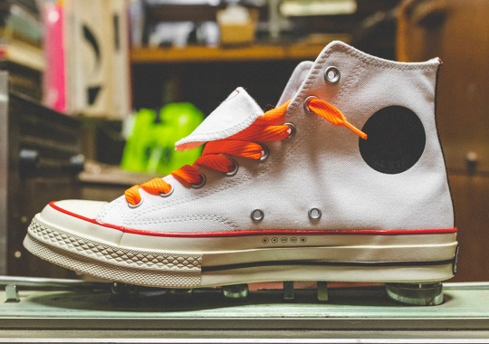 Shoe Palace Honors Its Roots In Retail With A Converse Chuck 70