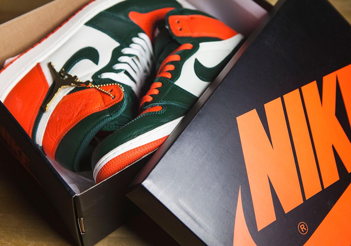 free shipping df3ba 322d6 SoleFly Air Jordan 1 AV3905-138 Release Info | SneakerNews.com