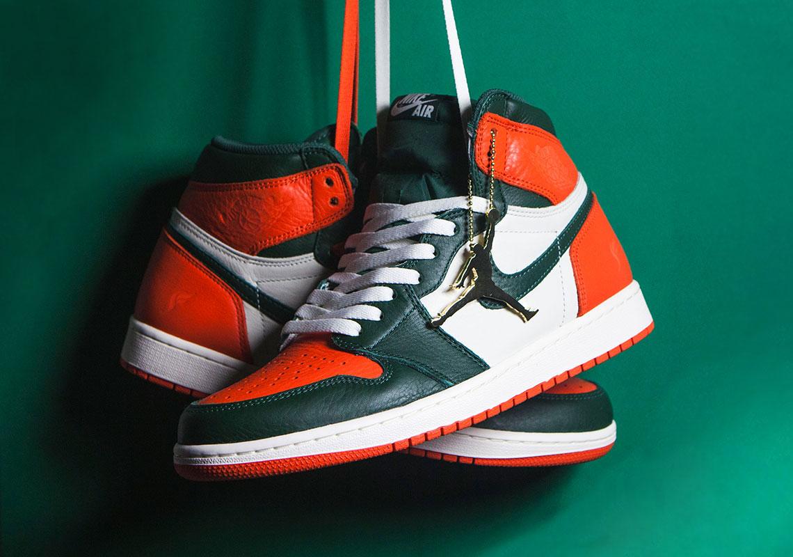 wholesale dealer dc491 7c11c SoleFly Air Jordan 1 AV3905-138 Release Info   SneakerNews.com