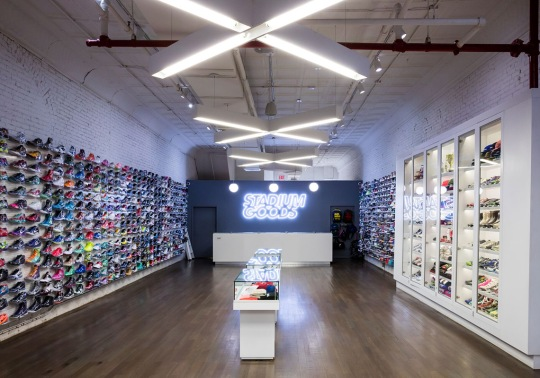 Stadium Goods Acquired By Farfetch For $250 Million