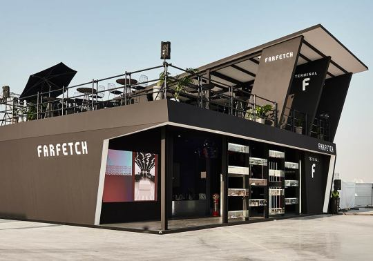 Stadium Goods Teams With Farfetch For Sole DXB Pop-Up