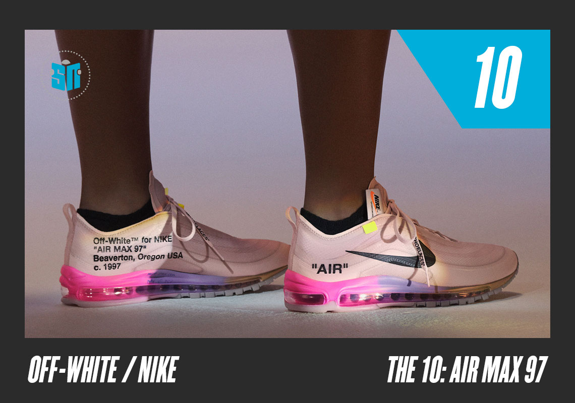 21cb7f3c1206 Off White for Nike Quite the busy year for Virgil Abloh s Off-White  imprint