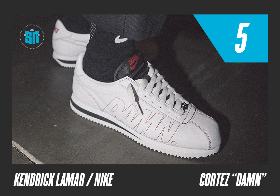 "174386c56bab Kendrick Lamar x Nike Cortez Kung Fu Kenny and the Cortez was a marriage  made in heaven. January s ""Damn"" drop kicked off a series of drops that  coincided ..."