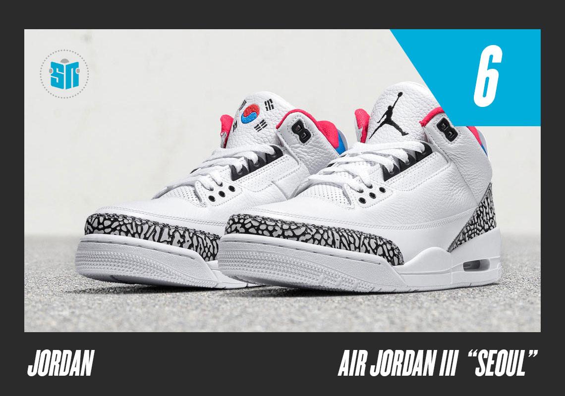 The 10 Best Jordans Of 2018
