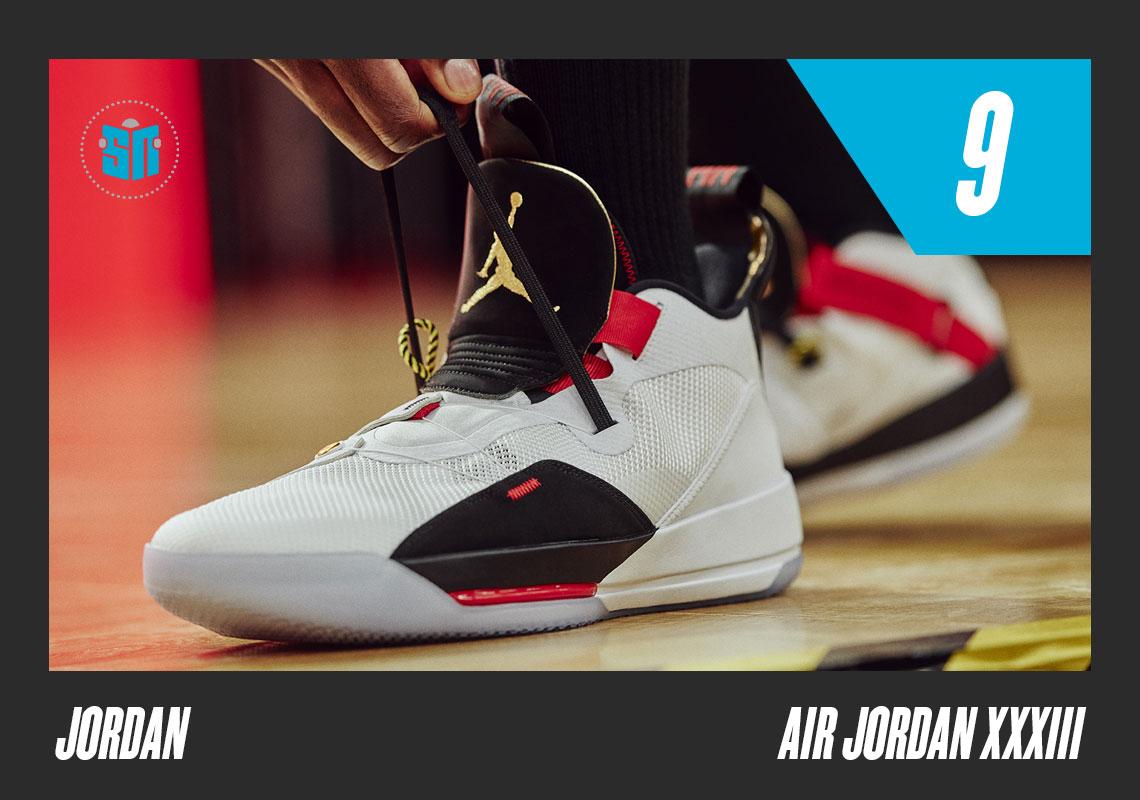 premium selection a8835 21b0f The 10 Best Jordans Of 2018 - SneakerNews.com