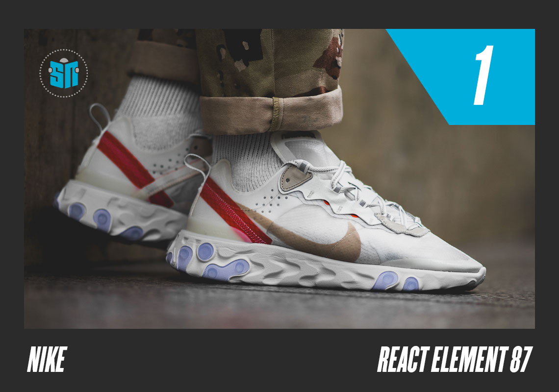 54252f626a952c Nike React Element 87 First grabbing our attention during Jun Takahashi s  runway show at Paris Fashion Week in March