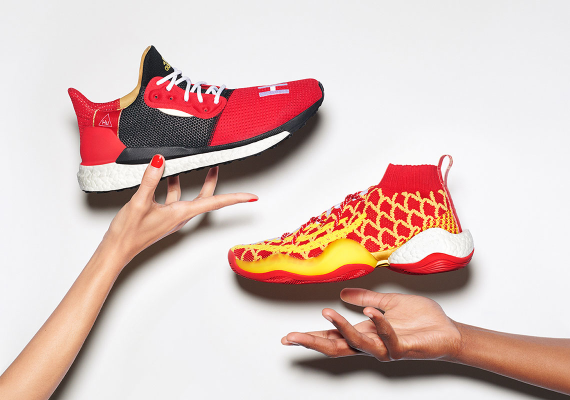online store 10397 159a7 Where To Buy The Pharrell x adidas Chinese New Year Collection