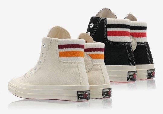 Converse Adds Retro Basketball Vibes Onto The Chuck 70
