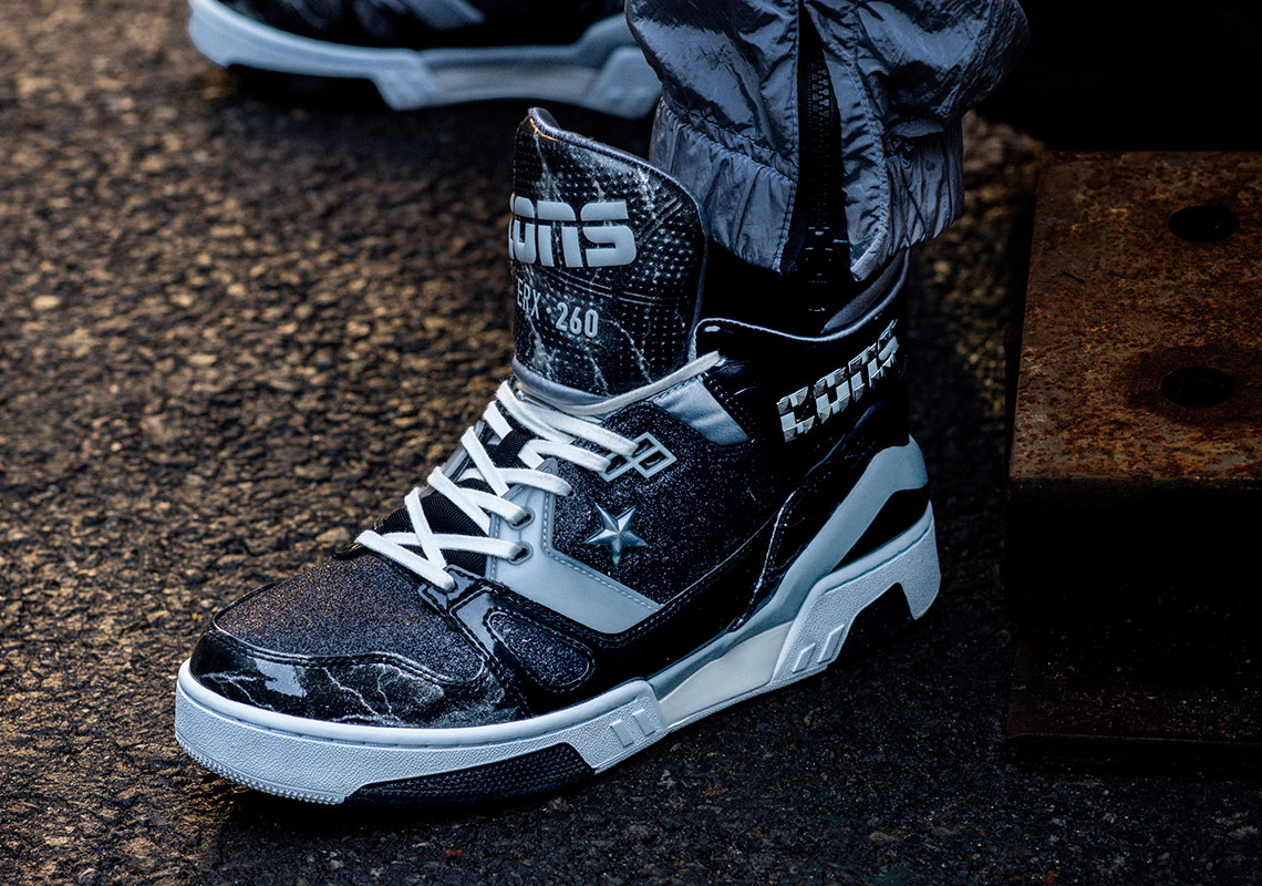 429bac19b5cd Just Don X Converse Tap Into Animal Prints And Metal Finishes For The  Second ERX Capsule