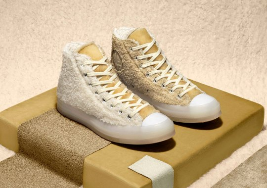 CLOT x Converse Unleash The Beast With A Chuck 70 and Jack Purcell