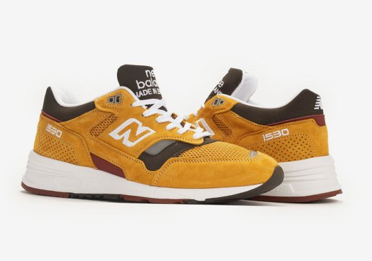 New Balance Reworks The 15XX Series With New 1530 Model