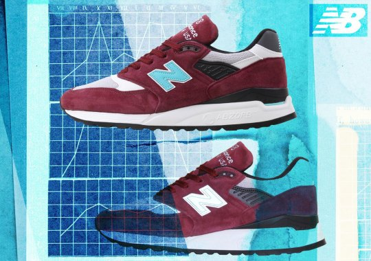 New Balance Infuses Some Parra Vibes Onto The 998