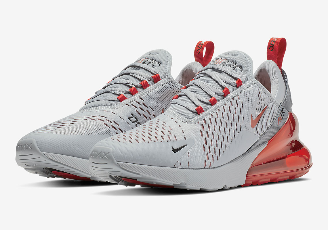 sneakers for cheap 391b7 e0cc9 ... low cost a nike air max 270 for ohio state fans is dropping soon 877bd  07dd1