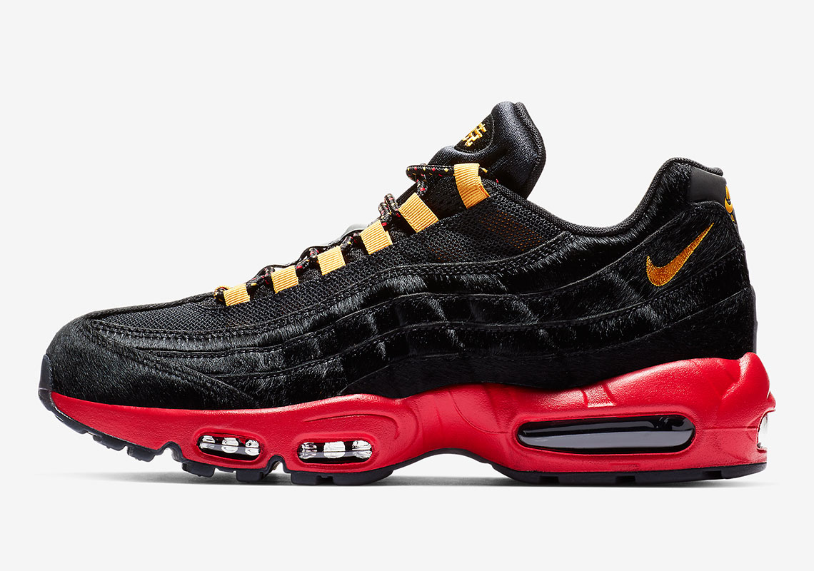 91d857d328 Nike Air Max 95 Chinese New Year Pig CI0228-067 Release Info ...