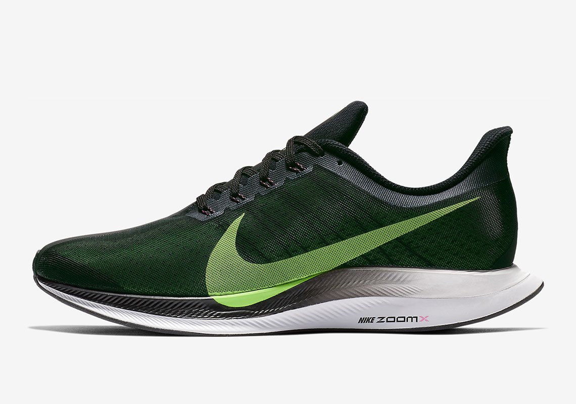 nike zoom pegasus turbo green