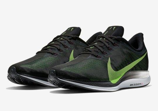 Nike Zoom Pegasus 35 Turbo Appears In Oregon Friendly Colors