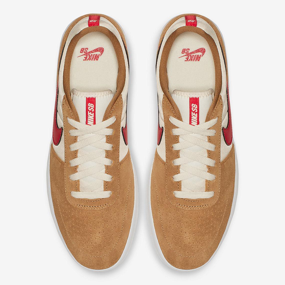 Tom Sachs Nike SB Team Classic Skate