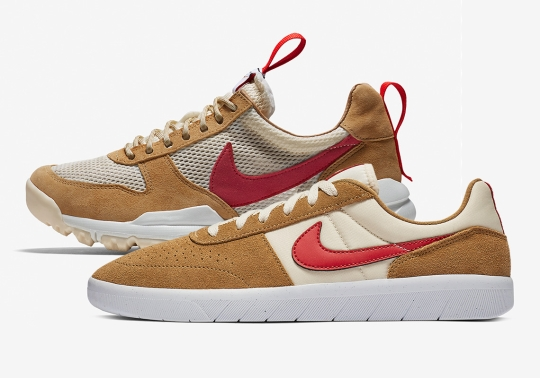 You Can Buy This Tom Sachs Mars Yard Nike Skate Shoe For $65