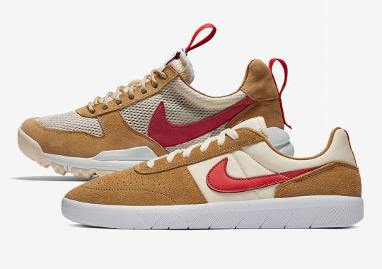 You Can Buy This Tom Sachs Mars Yard Nike Skate Shoe For  65 c1c57f1f9b30f