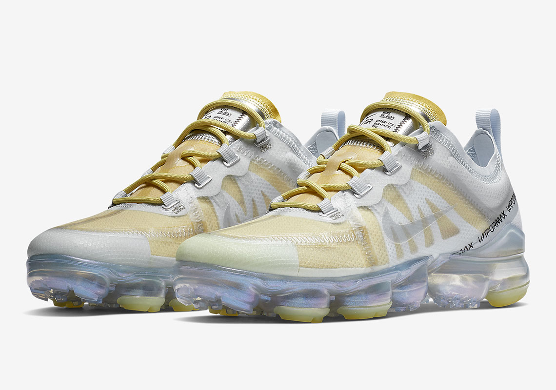sports shoes 9b338 a255c Nike Vapormax 2019 Celery AT6817-301 Release Info ...