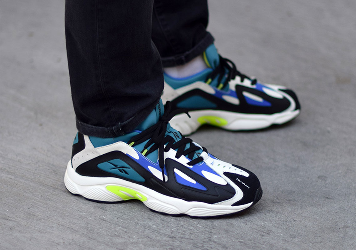 9297b5f2d70 Sneaker Shoe Ping 100 Or Less Sneakernews. Reebok Dmx Daytona Og Sneaker  Silhouette Return Chunky Clunky Runner 90s Style July 6 2018