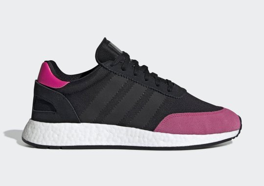 """adidas I-5923 """"Pink Toe"""" Is Arriving In Stores"""