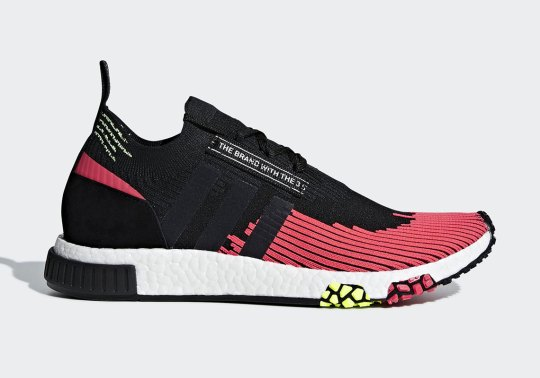 The adidas NMD Racer Is Coming Soon In Solar Red And Neon