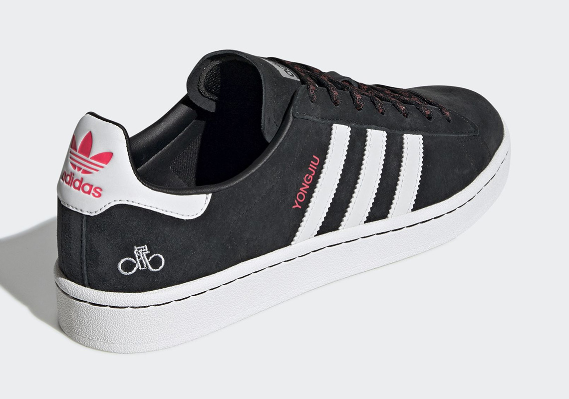 check out d1be9 e80dd Forever Bicycle x adidas Campus Set To Drop On January 19th