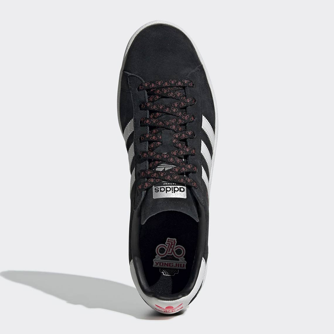 cheap for discount c8984 550f8 adidas Campus Forever Bicycle g27580 Release Date  SneakerNe