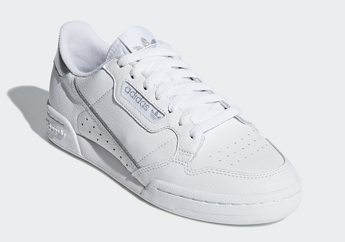 low priced 27d73 f4985 adidas Continental 80 EE8925 Release Info   SneakerNews.com