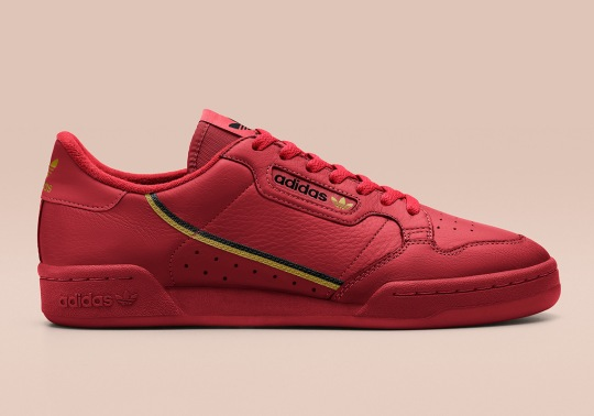 The adidas Continental 80 Returns For Spring 2019 With A Variety Of Colors