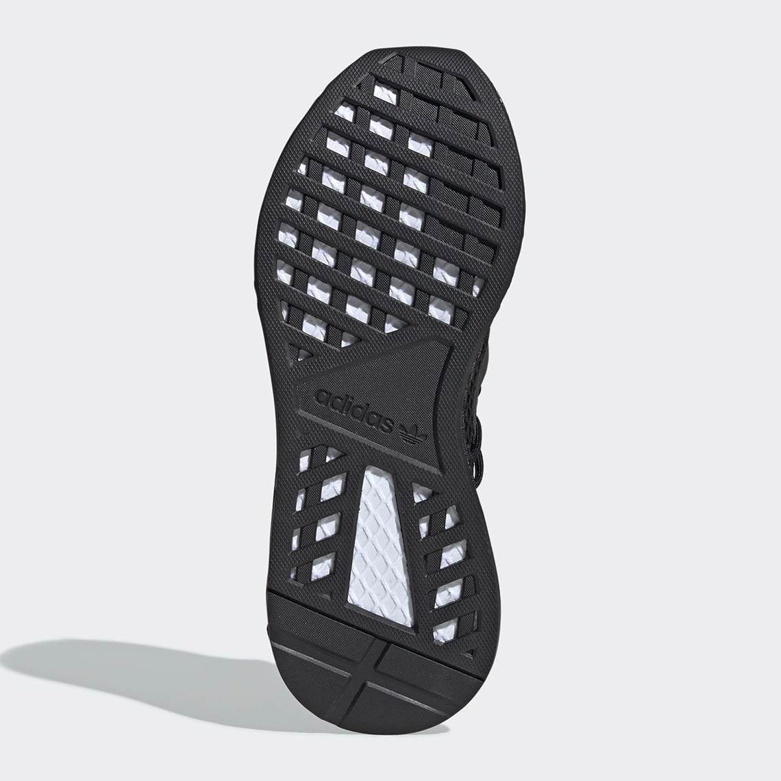 low priced 441be f29f4 adidas Deerupt S Black White BD7879 Release Date  SneakerNew