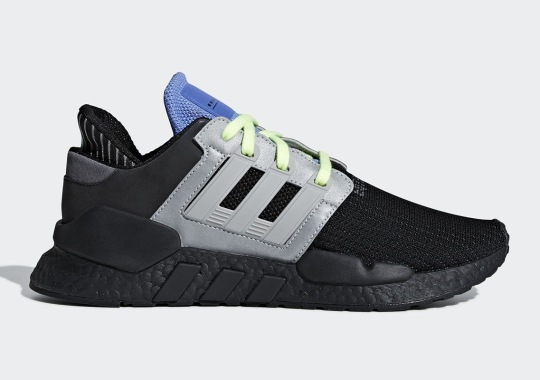The adidas EQT Support 91/18 Returns In A Colorway From The Future