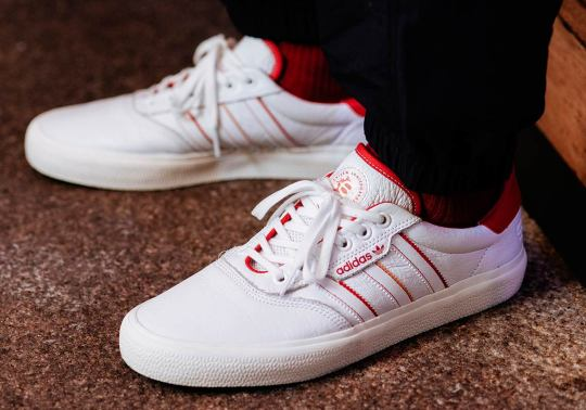 adidas Skateboarding Teams With Japanese Skate Brand Evisen For A New 3MC